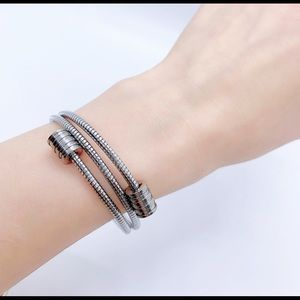 Stainless Steel Cable Cuff